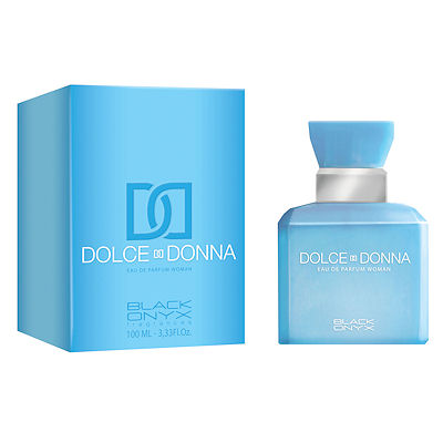 Parfum Black Onyx Donna Light Blue