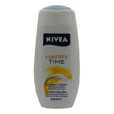 Nivea creme douchegel happy time 250 ml