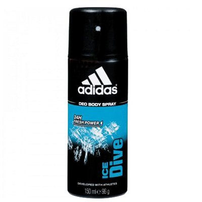 Adidas deospray ice dive 150 ml