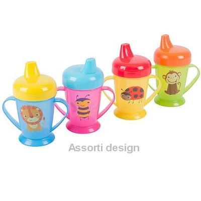Baby drinkbeker dier 225 ml