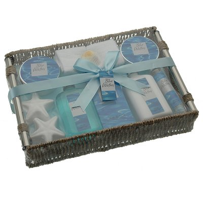 Bad geschenkset Blue Waters 9 dlg