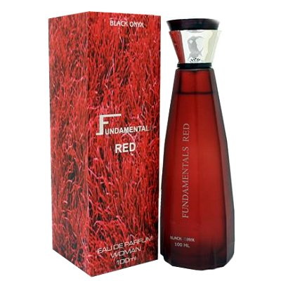 Parfum Black Onyx Fundamentals Red