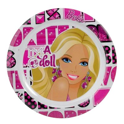 Bord melamine kind Barbie