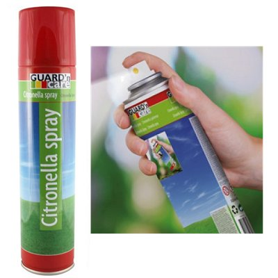 Citronella spray 300 ml