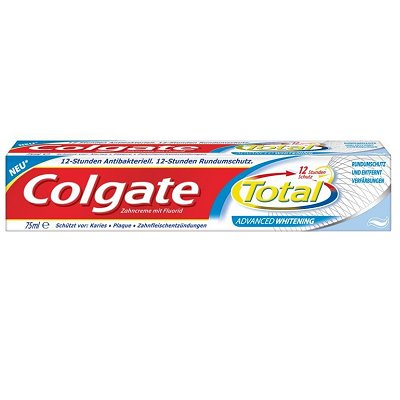 Colgate Total Whitening tandpasta 75 ml