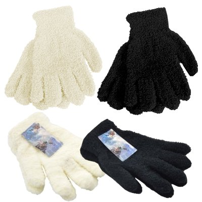 Soft winterhandschoenen dames