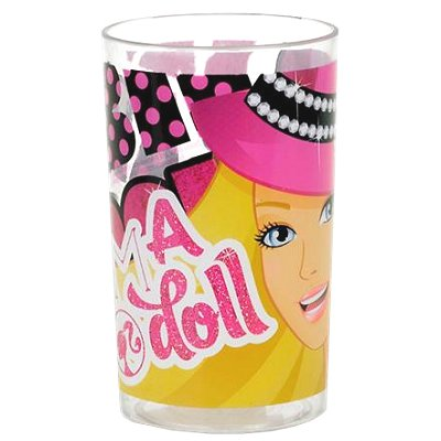 Beker kind Barbie