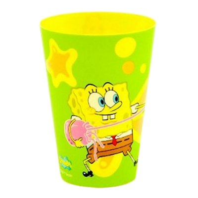 Beker kind Spongebob