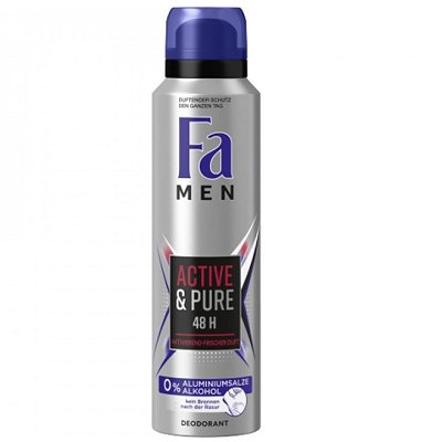 Fa deospray Men Fresh Pure 150 ml