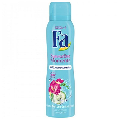 Fa deospray Summertime Moments 150 ml