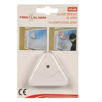 Glasbreukalarm 80 db