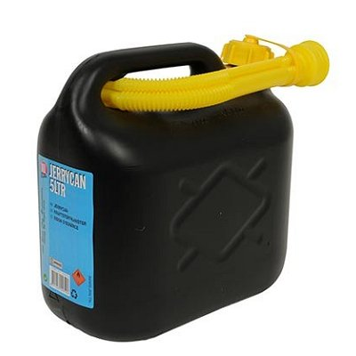 Jerrycan action