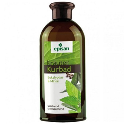 Kruidenbad eucalyptus mint Episan Wellness 500 ml