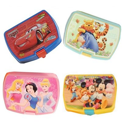Lunchbox kind Disney Cars