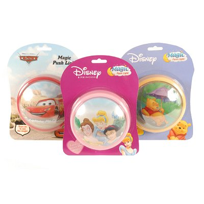 Kinderlamp Magic Pushlight Disney