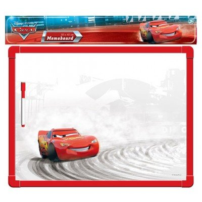 Memobord kind Disney Cars