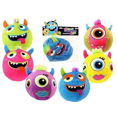 Happy Monster bal 25 cm