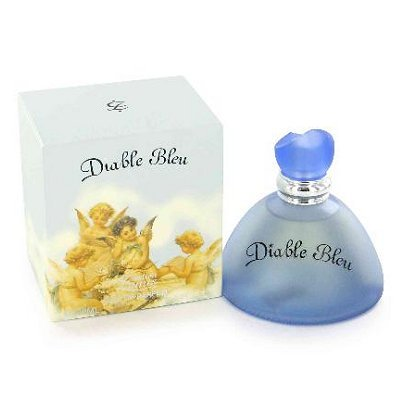 Parfum Creation Lamis Diable Blue Women