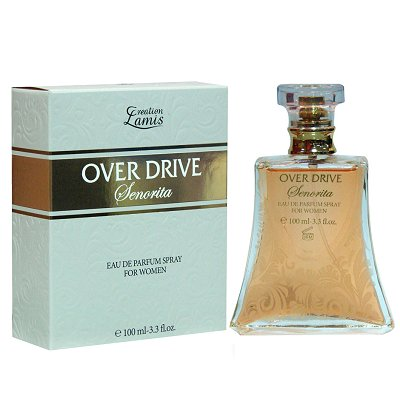 Parfum Creation Lamis Overdrive Senorita