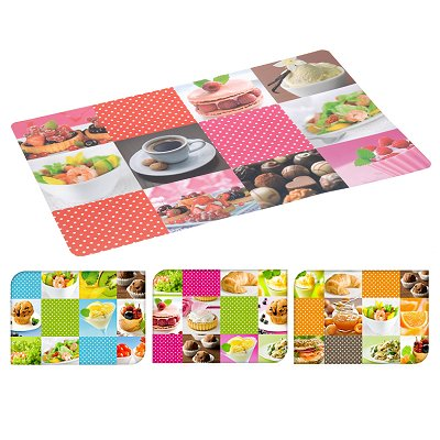 Placemat eten Delicatesse
