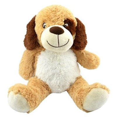 Pluche knuffel hond groot 45 cm