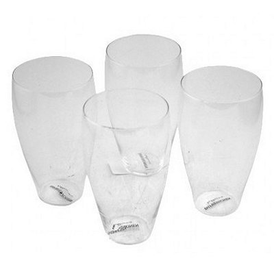 Drinkglas set 4 delig