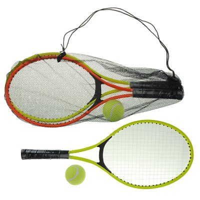 Tennisracket set kind 3 dlg