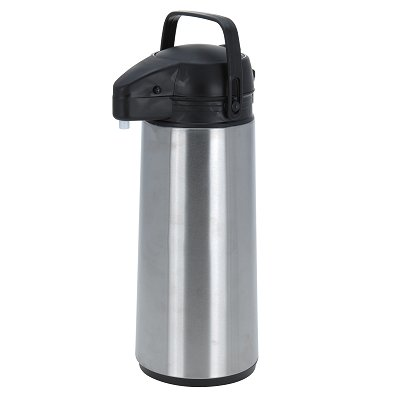 Thermoskan rvs 1.9 liter met pomp