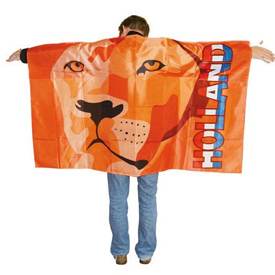 Flag Cape Orange Holland Lowe